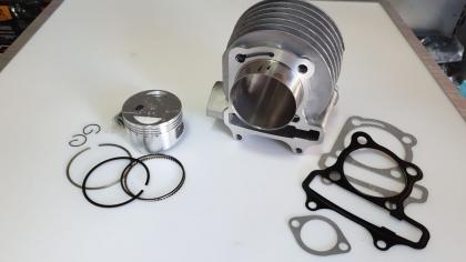 Set motor GY6 125 4T