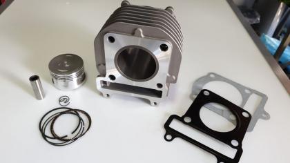 Set motor Yamaha  Cygnus 125cc 2 valve 4t