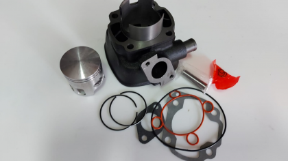 Set motor Yamaha LC 80