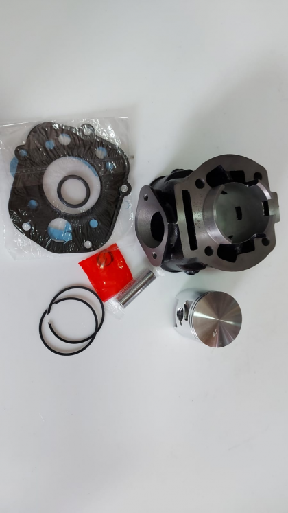 Set motor Derbi D 80 cc LC