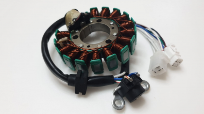 Stator Yamaha Majesty 125-150 4T Malaguti Madison 125-150