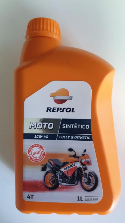 Ulei Repsol Sintetico 4T 10w-40