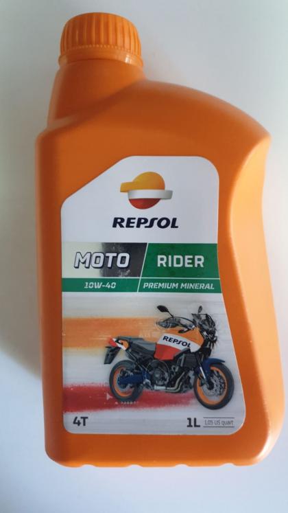 Ulei Repsol Rider 4T 10w-40