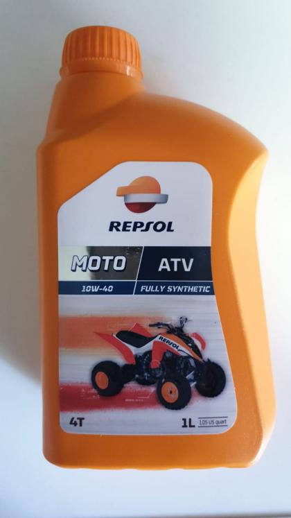 Ulei Repsol ATV 4T 10w-40