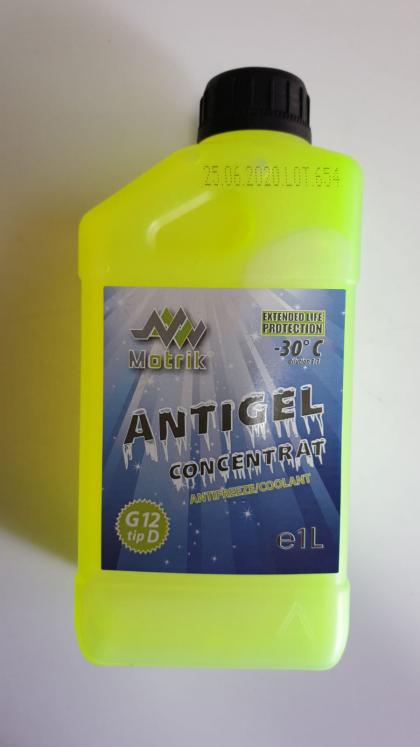 Antigel G12 concentrat