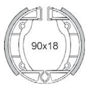 Set saboti frana fata Piaggio Ciao-Si/RMS 0190