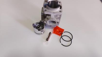 Set motor Pocket Bike (bolt 12mm) AC-2T 50cc, 44mm