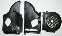 Plastice racire 4T GY6 50-80cc