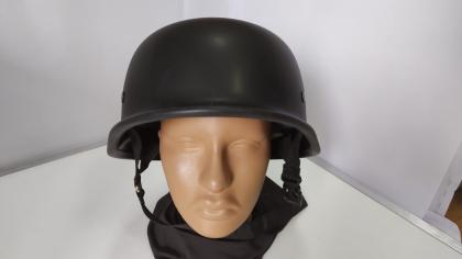 Casca nazist negru mat