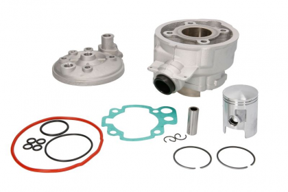 Set Motor AM6 49cc +chiuloasa nicasil