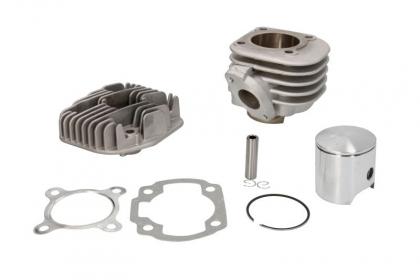 Set motor+chiuloasa Yamaha orizontal AC D.47 nicasil
