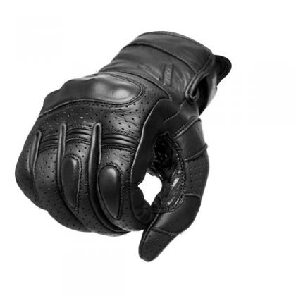 Manusi moto marimea XL negru piele