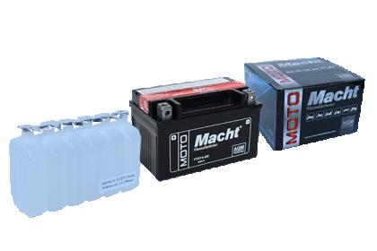 MACHT YTX7A-BS AGM(12V.6Ah.85A)