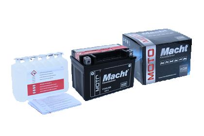 MACHT YTX9-BS AGM (12V. 8Ah. 90A)