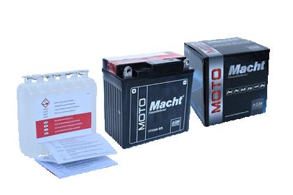 MACHT YTX9A-BS AGM(12V.9Ah.90A)