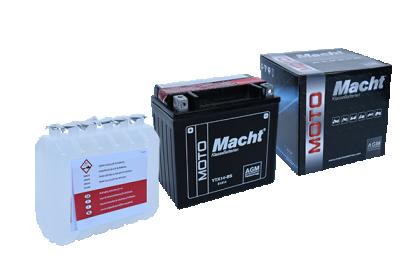 MACHT YTX14-BS AGM (12V. 12Ah. 180A)