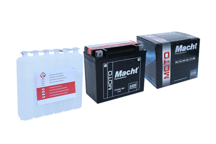 MACHT YT20L-BS AGM(12V.18Ah.220A)