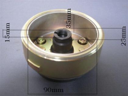 Rotor magnetou CG 125-200-250cc
