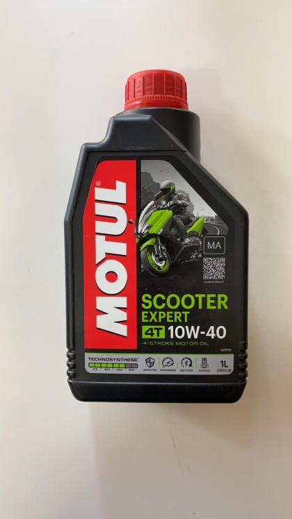 Ulei Motul Scooter expert 10w-40