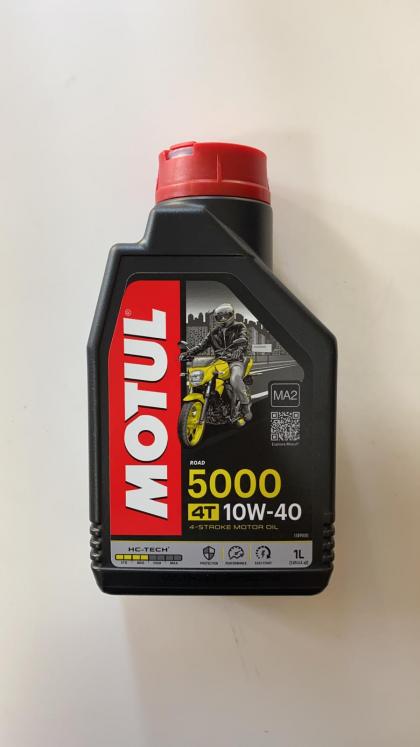 Ulei Motul 5000 10w-10