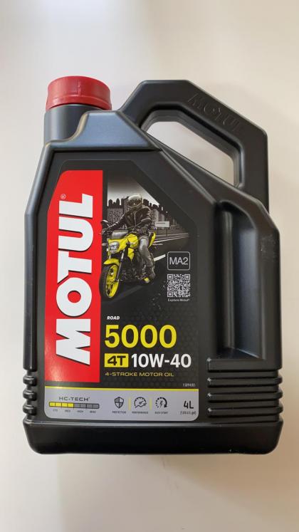 Ulei Motul 5000 10w-10 4L